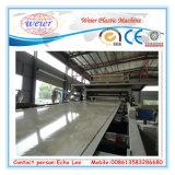 El PVC Imination Línea de producción de hoja de mármol