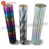 Горячая штемпелюя фольга для бумаги/пластмассы/кожи/тканья/ткани/древесины/стекла