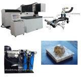 5 Mittellinie420 MPa-freitragende Wasserstrahlausschnitt-Maschine für Glasschneiden