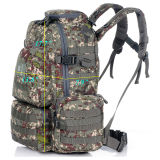 Exército de Cordura 500d Adulto Caminhadas Backpack