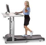 Büro-elektrische Höhen-justierbare Schreibtisch-Rahmen-Bein-Schreibtisch-Tretmühle