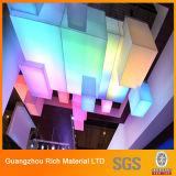반투명 색깔 점화를 위한 플라스틱 방풍 유리 플렉시 유리 장