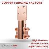 部品を押すのための鍛造材の銅金属の/機械化