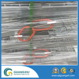 Recipiente dobrável de aço do engranzamento de fio no tipo de levantamento
