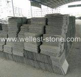工場価格の自然な灰色のスレートの屋根カバーのタイルまたは家の表面のタイル