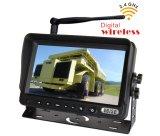 Sistema de cámaras de video sin hilos con soportes de montaje