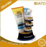 Acrylschmucksache-Schmucksache-Plastikbeweglicher Gegenstandplatz-kosmetische Bildschirmanzeige oben knallen