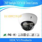 De Camera van kabeltelevisie van de Koepel van Hdcvi IRL van het Sterrelicht van Dahua 2MP (hac-hdbw2231r-z-DP)