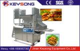 Peito de galinha fácil da operação que aplaina a máquina