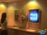 Espejo mágico con una imagen (MDMM-58*68)