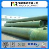 Wras/ISO14001 certifica el tubo de FRP/de GRP
