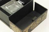 العربية اثنان باب يفتح [أوف] طباعة ورق مقوّى عطر صندوق مع [فوإكس] يخيط خطّ