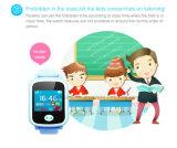 crianças 2g de venda quentes que seguem o relógio com a tela de toque colorida Y8
