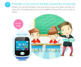 Ios&Android/Sport Multilanguages Y8를 가진 지능적인 아이 GPS 추적자 시계