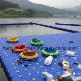 Muelle flotante de plástico de HDPE El pontón cumple con este estándar