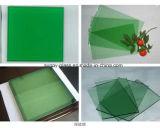10mm FのISO 9001の緑のフロートガラス