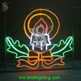 販売のためのサンタクロースの装飾LEDのクリスマスの照明