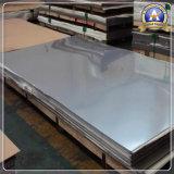 Acero inoxidable 2b/8k/Espejo placa de superficie de 321