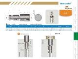 Válvula de presión de aire para moldeador