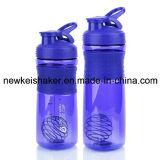 Бутылка воды пластичной бутылки протеина Saker пластичной пластичная