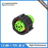 Автомобильный переходника штепсельной вилки 3-1813099-3 Tyco Te провода кабеля освещения, 1-1813099-1