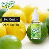 Het natuurlijke Hete Verkopen van de Kwaliteit voor het Vloeibare e-Sap van de Waterpijp E van het Aroma van de Limonade van de V.S.