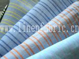 Tecido de linho Yarn-Dyed -6