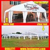 De duidelijke Tent van de Markttent van de Kromme voor Huwelijk 200 de Gast van Seater van Mensen