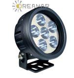 """3,5"""" 18W luz LED de trabajo con la carcasa de aluminio"""