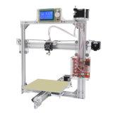 큰 크기 및 자동 수준을%s 가진 Anet 금속 프레임 탁상용 3D 인쇄 기계