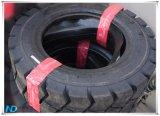 Fabricante de neumáticos de la carretilla elevadora de expertos (500-8, 825X9-15, 650-10, 700-12, 825-15)