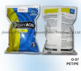 Plastica chimica Imballaggio Sacchetto con rinforzo inferiore e chiusura lampo