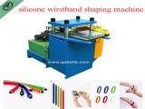 Горячая продажа силиконовый браслет формирование машины