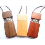 De houten Schijf van de Flits USB (Mg)