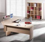 Tabela executiva de madeira/tabela de madeira do gerente/mesa executiva de madeira com ficheiro