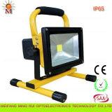 LED-nachladbares Flut-Licht