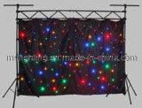 3m*4m RGBW LED 별 커튼, LED 별 피복