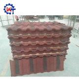 50 Tegels van het Dak van het Metaal van Milaan van de Garantie van de jaar de Steen Met een laag bedekte