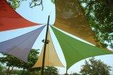 Voile de l'ombre, SAIL, le soleil de l'ombre, Ombre Sail, jardin, mobilier de jardin