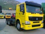 Kopf-Anhänger-LKW des Anhänger-10-Wheels/Traktor-Kopf (ZZ4257N3241W)