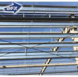 Handelsentwurfs-Metallstrukturelle Rahmen-Stahlgebäude/Installationssätze