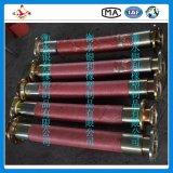 Le fil d'acier résistant d'abrasion de la Chine Yinli 4sp s'est développé en spirales boyau en caoutchouc de forage