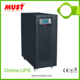 Alimentazione elettrica pura dell'UPS di alta frequenza 6kVA/10kVA dell'onda di seno