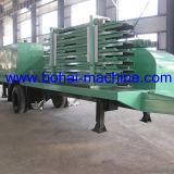 機械(BH600-300)を形作るBohai 600-300のアーチシートロール