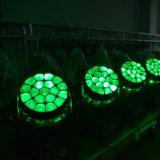 summen-Licht der Bienen-19*15W bewegliches Hauptdes augen-4in1 LED