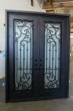 Schöne vordere Metallbearbeitetes Eisen-Türen Hand-Schmieden