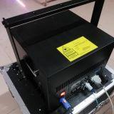 Высокое качество расквартировывая Programmable свет этапа лазера 15W RGB/напольную систему выставки лазера