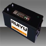 12V 180Ah Seaded batería de coche sin mantenimiento.