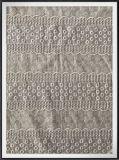 Шнурок вышивки шнурка отверстии хлопка хлопко-бумажная ткани для одежды