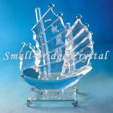 Modelo de veleiro de cristal (MX2004)